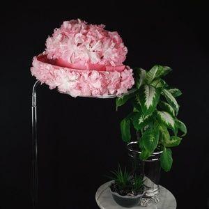 Accessories - 1960's vintage ladies floral hat